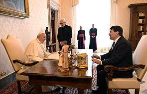 Watykan: papież przyjął prezydenta Węgier