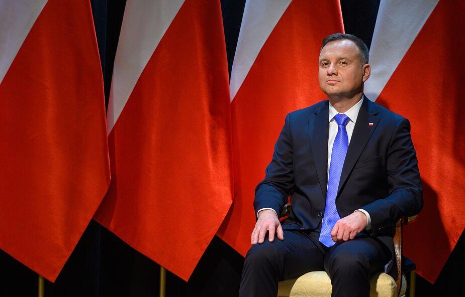 Parafia zbiera podpisy poparcia dla Andrzeja Dudy. Ogłoszenie duszpasterskie zniknęło ze strony