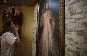Płock: konferencja prasowa przed 90. rocznicą pierwszego objawienia się Jezusa Miłosiernego