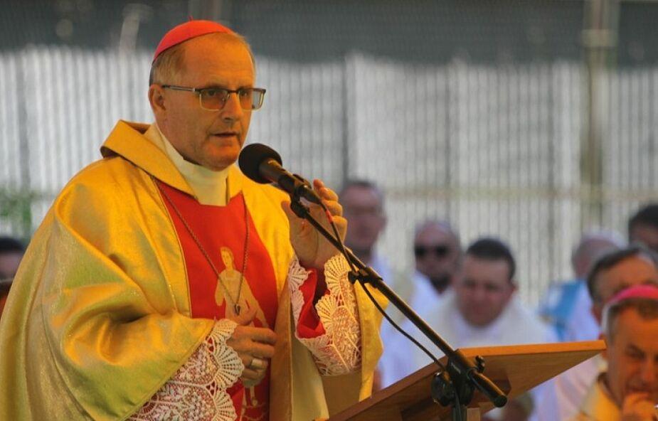 Polski biskup otworzył żłobek w Afryce