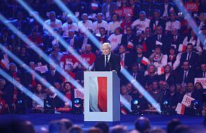 Kaczyński: Andrzej Duda to kandydat marzeń dla tych, którzy chcą Polski sprawiedliwej i silnej