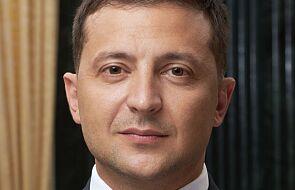 Zełenski: wojna na Ukrainie to wojna w Europie