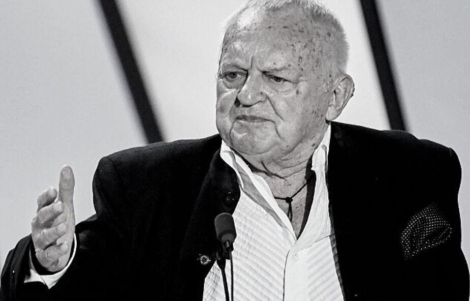 """Zmarł Jerzy Gruza, twórca m.in. seriali """"Wojna domowa"""" i """"Czterdziestolatek"""""""