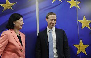 Komisja Europejska naciska na Zuckerberga i ostrzega przed regulacjami