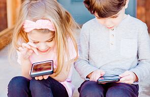 Fundacja Dajemy Dzieciom Siłę: dzieci za dużo korzystają z urządzeń ekranowych