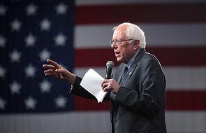 USA: u Demokratów Sanders na czele, rosną notowania Bloomberga