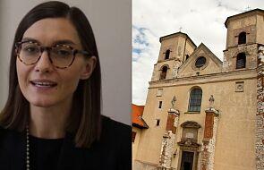 Dr Paulina Guzik o sytuacji w Tyńcu: to dobry przykład walki z molestowaniem w Kościele