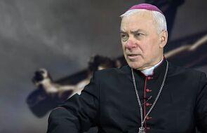 Abp Lenga otrzymał zakaz publicznego sprawowania liturgii i głoszenia kazań