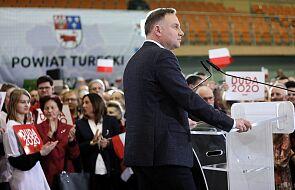 Łowicz: zatrzymany 65-latek usłyszał zarzut znieważenia prezydenta RP