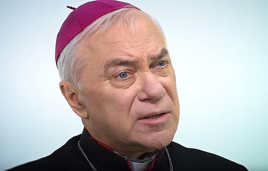 Czy zakaz nałożony na abp. Lengę obowiązuje w całej Polsce? Tomasz Krzyżak tłumaczy zawiłości sprawy zbuntowanego biskupa