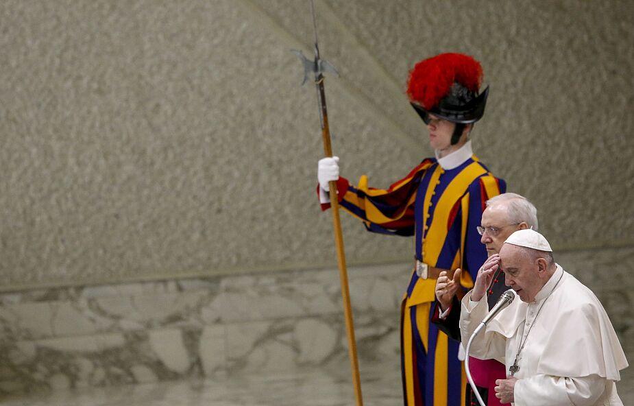 Papież modli się za ofiary zamachu w Hanau