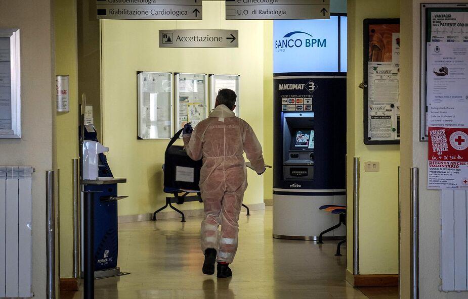 łochy: już 51 osób zarażonych koronawirusem; dwie osoby zmarły