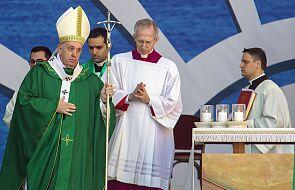 Papież: prośmy Pana, aby natchnął ludzi do przezwyciężenia logiki walki, nienawiści i zemsty