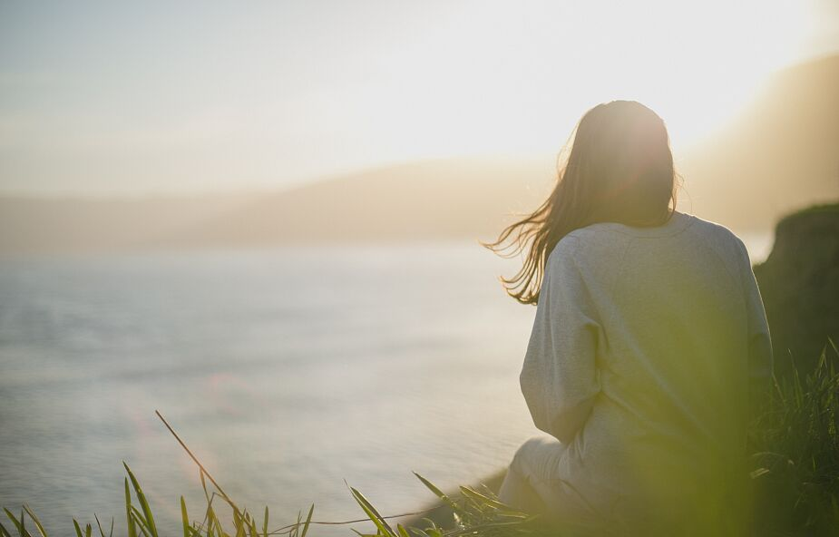 """""""Całkowite oddanie się Jezusowi przynosi niewysłowiony spokój"""""""