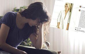 Żona Borysa Szyca: jeśli ogarnia Was nieuzasadniony lęk, idźcie do psychologa