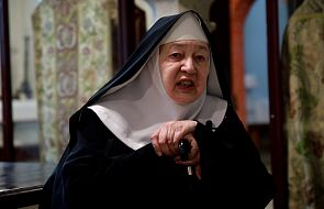 """Nie mów do zakonnicy """"siostrzyczko"""""""