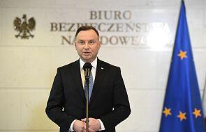 Prezydent: zwracam się do marszałek Sejmu o pilne zwołanie posiedzenia Izby ws. koronawirusa