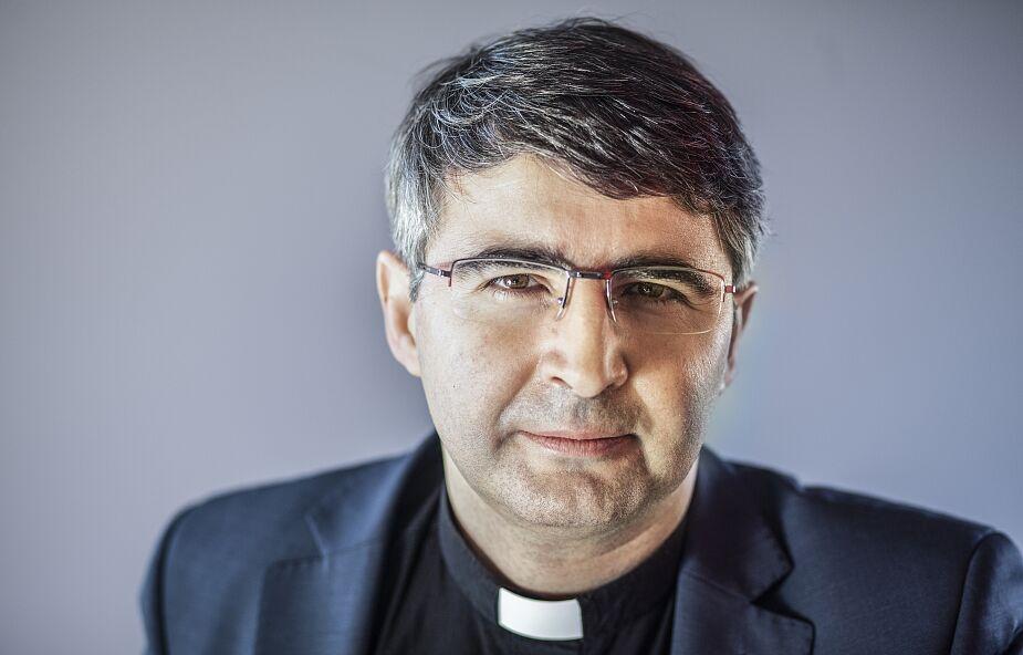 Jacek Prusak SJ: w centrum troski Kościoła ma stać ofiara