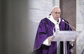 Watykan: włoski jezuita poprowadzi w tym roku rekolekcje dla papieża i Kurii Rzymskiej
