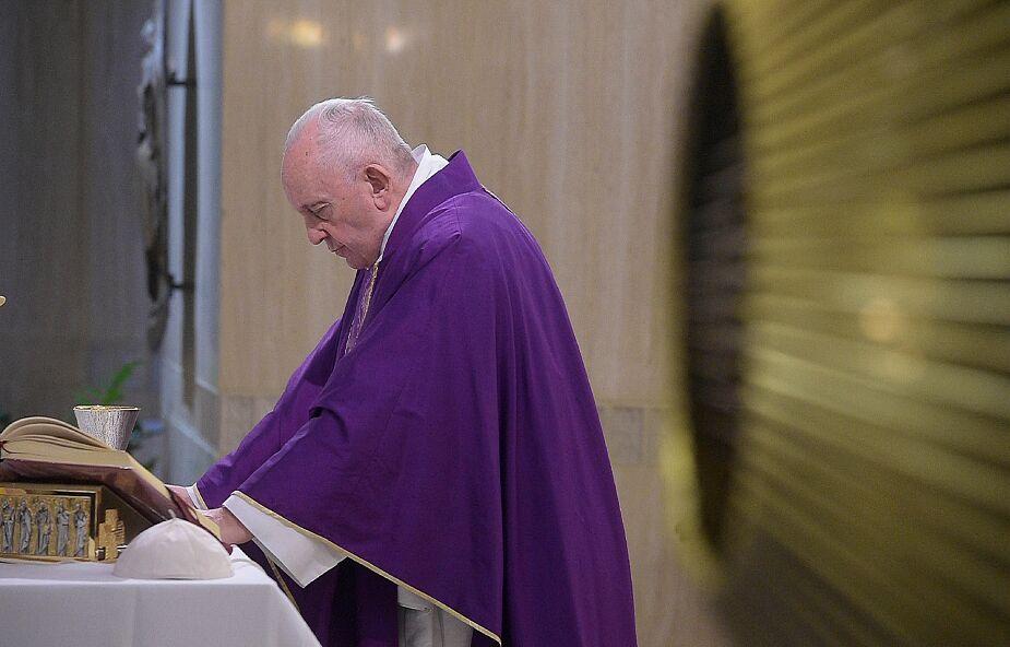 Papież do księży: kapłani nie mają być wszechmocni. Pozwólmy, aby także rozczarowania wskazały nam drogę