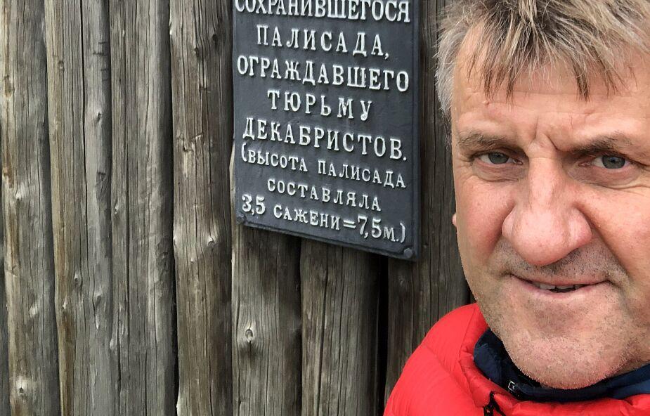 Marek Kamiński: slow travel ma sens