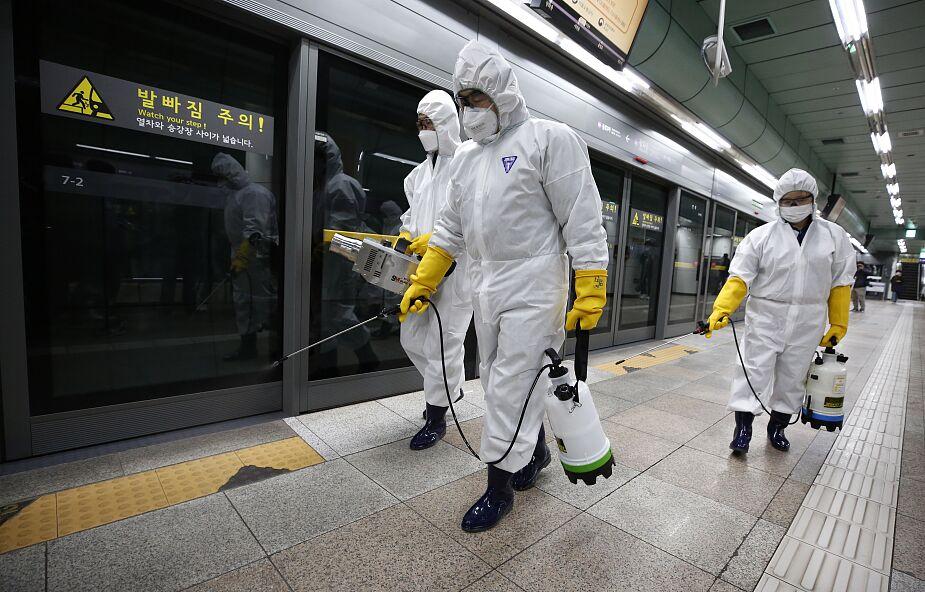 Korea Płd.: już 2337 zakażonych koronawirusem; rekordowy wzrost o 571 przypadków