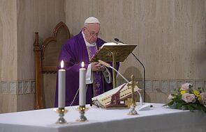 Papież odwołał dzisiejsze audiencje