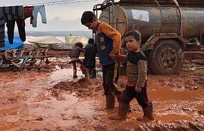 Fundacja PCPM ruszy z pomocą uchodźcom na granicy turecko-syryjskiej