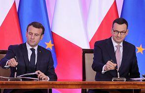 Polska i Francja będą dążyć, by UE była neutralna klimatycznie do 2050 r.