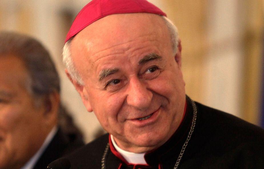 Abp Paglia: czwarte przykazanie obowiązuje nie tylko dzieci