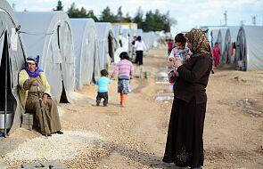 Syria: ponad pół miliona przesiedlonych w ciągu dwóch miesięcy