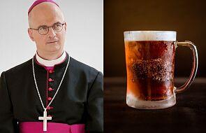 Biskup uwarzył piwo dla najbardziej potrzebujących