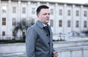 Kontrowersje wokół spotu wyborczego Szymona Hołowni