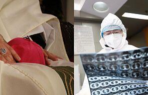 Biskup w szpitalu z podejrzeniem koronawirusa