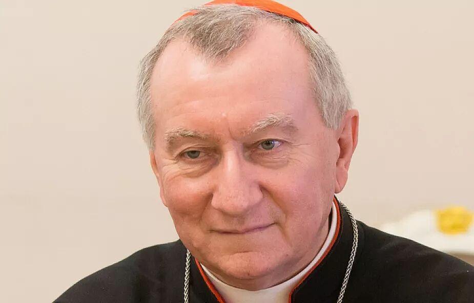 Kard. Parolin: papież przynosi nadzieję na dialog i odbudowę Iraku