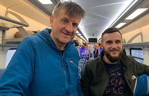 Marek Kamiński: w czasie podróży dbam o łączność z Bogiem