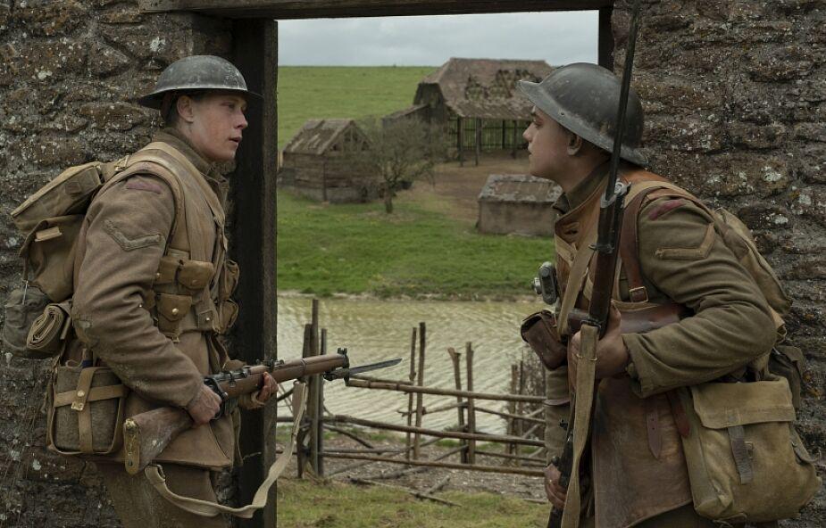 1917. Piękno braterstwa w horrorze wojny