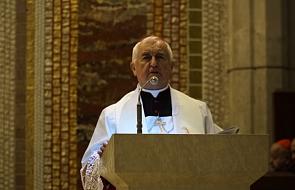 Bp Jan Szkodoń opuścił archidiecezję krakowską
