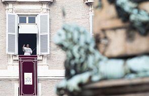 Papież apeluje do wspólnoty międzynarodowej o dialog w sprawie Syrii
