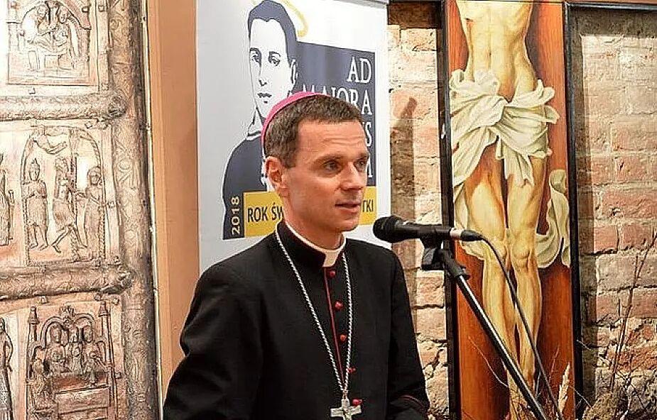 """Bp Milewski: w Wielkim Poście trzeba """"zaszczepić się"""" na życie wieczne"""