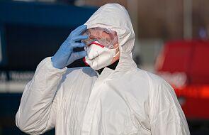 Chiny/ Rosną obawy przed drugą falą epidemii SARS-CoV-2