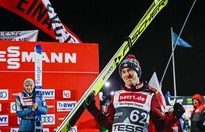 Kamil Stoch wygrał konkurs Pucharu Świata w skokach narciarskich w Lillehammer
