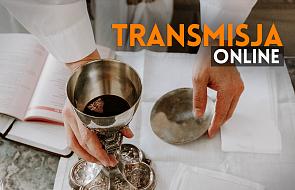 Nie możesz być dzisiaj na Mszy Świętej? Dołącz do wspólnej modlitwy [TRANSMISJA ONLINE]