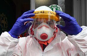 Szef WHO: Europa stała się epicentrum pandemii koronawirusa