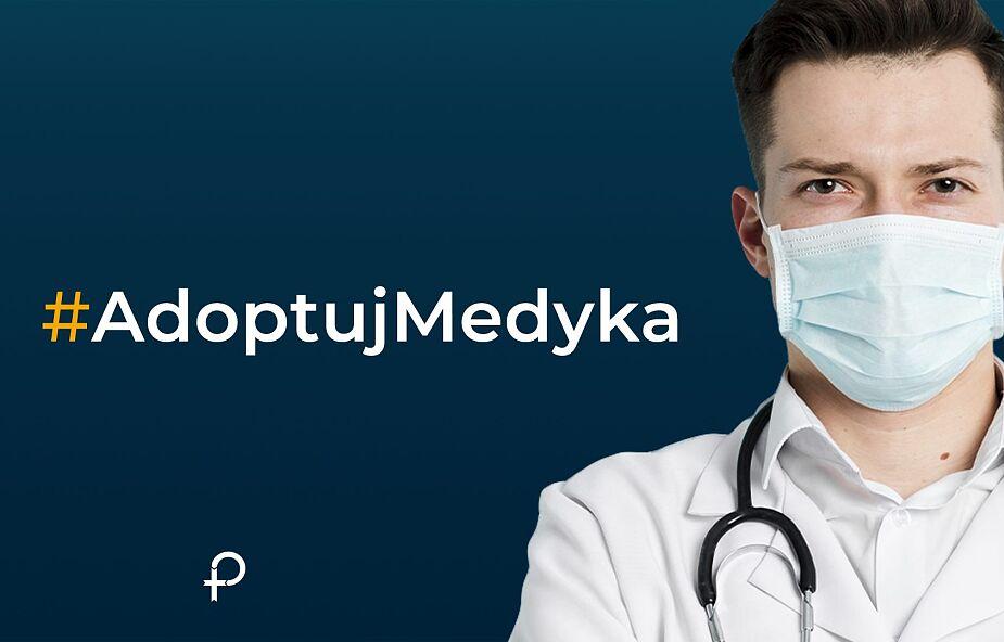 """""""Adoptuj Medyka"""". Dołącz do modlitwy za lekarzy i pracowników służby zdrowia"""