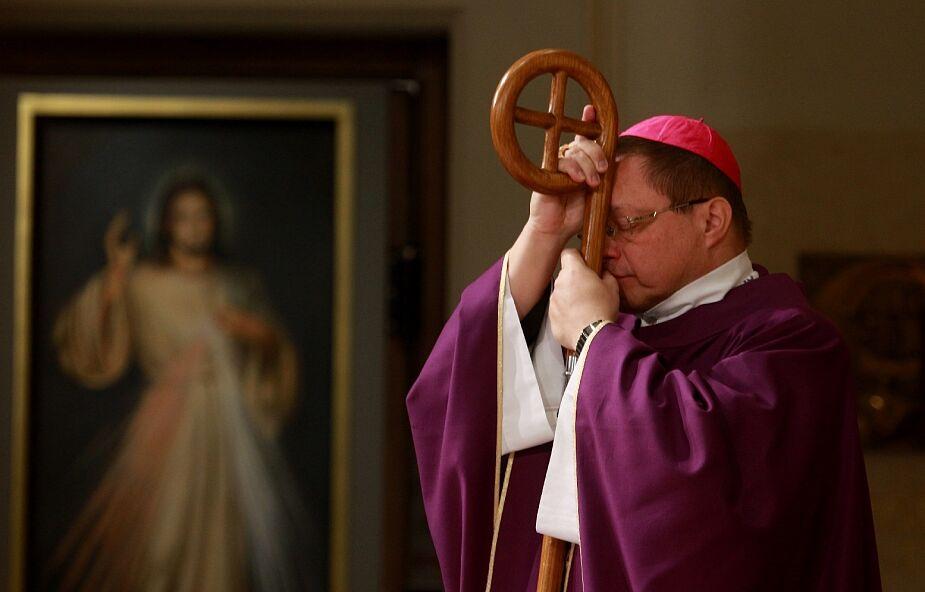 Abp Ryś: jaka jest nasza hojność w dawaniu naszego czasu Jezusowi?