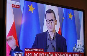 Premier: chcemy przekierowania środków z polityki spójności na walkę z wirusem