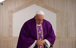 Watykan: mimo pandemii koronawirusa papież spotkał się ze swoimi współpracownikami