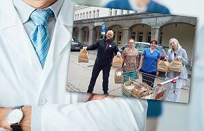 Polacy spontanicznie wpierają służbę zdrowia. Oferują darmowe posiłki