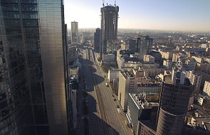 Puste ulice, miasta jak po apokalipsie. Zobacz poruszające nagrania z polskich metropolii